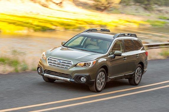 2016 Subaru Outback | Subaru