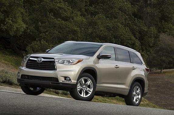 2016 Toyota Highlander | Toyota
