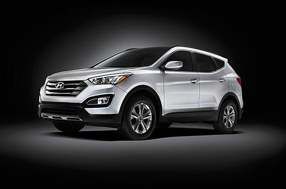 Hyundai Santa Fe | Hyundai