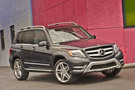 Image gallery suvs for Mercedes benz glk consumer reports