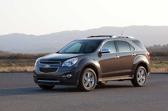 Chevrolet Equinox © General Motors