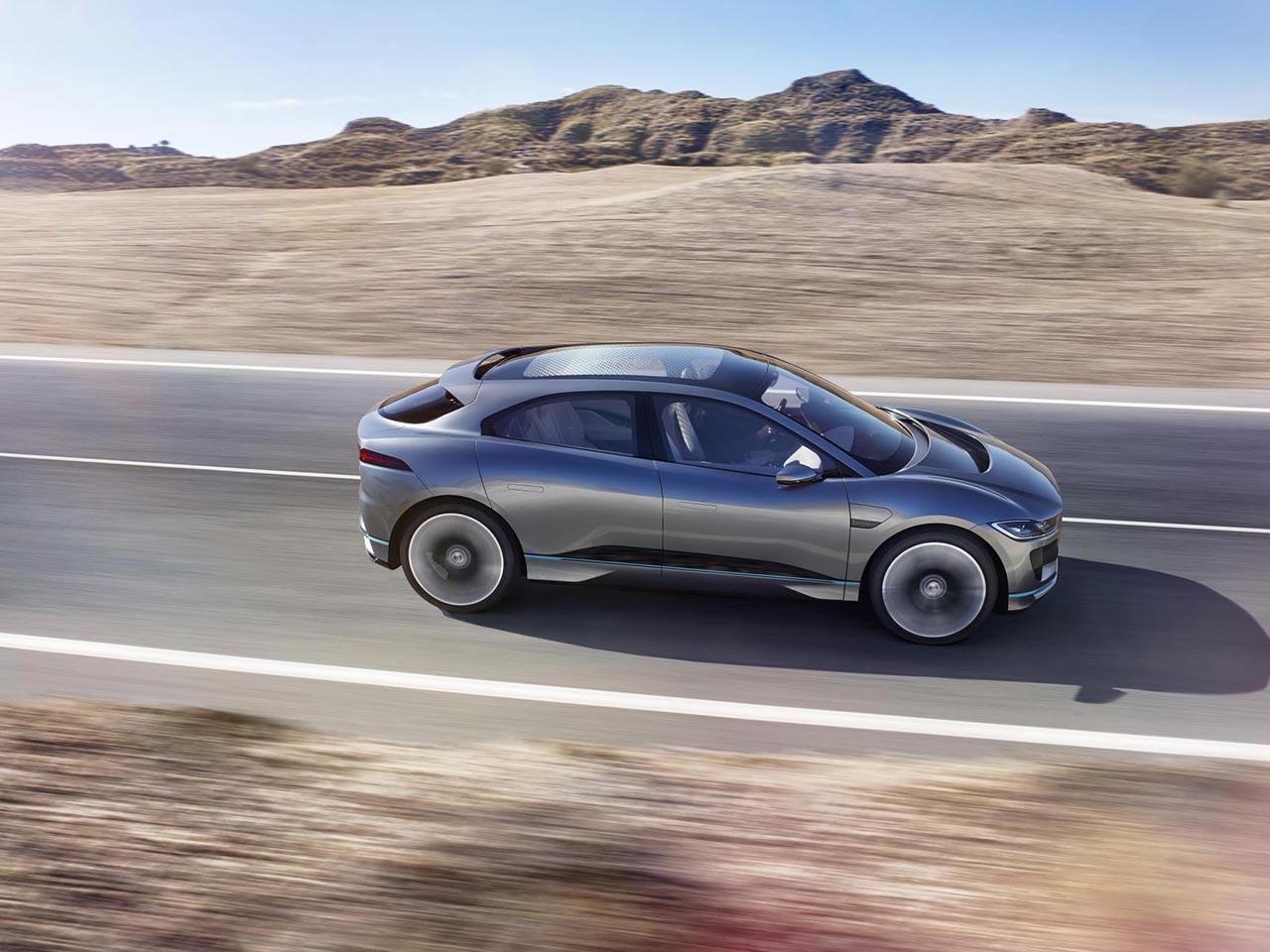 2018 Jaguar I-Pace | Jaguar