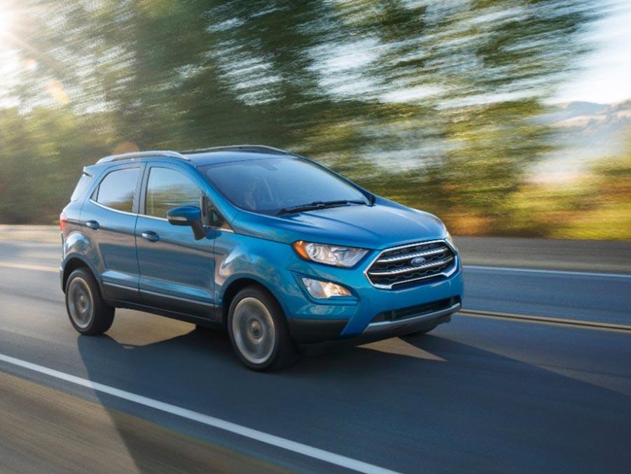 2018 Ford Eco Sport | Volkswagen