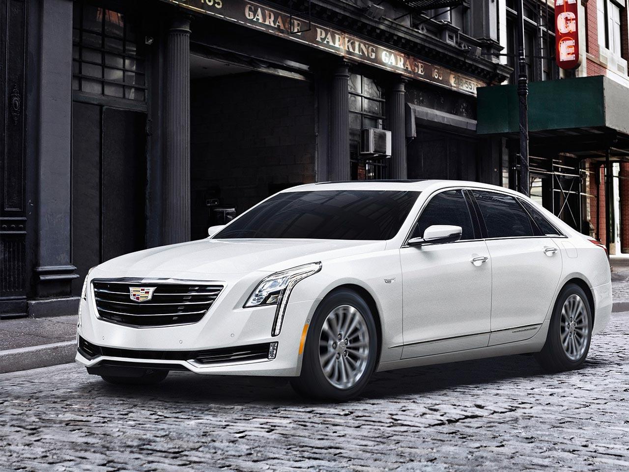 2017 Cadillac CT6 Plug-In Hybrid | Cadillac