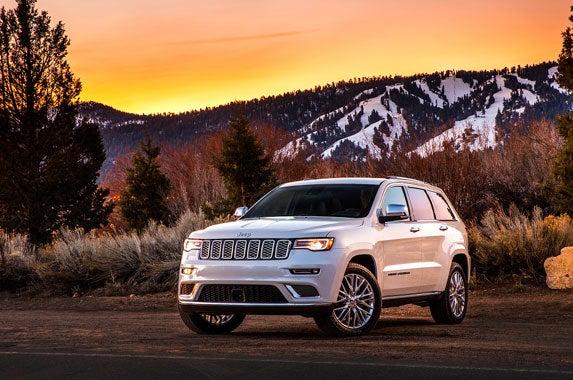 2017 Jeep Grand Cherokee Summit | Jeep