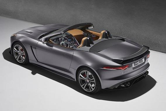 Jaguar F-Type SVR | Jaguar