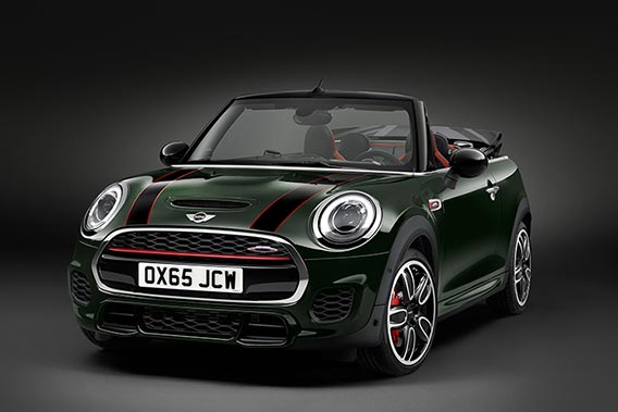 Mini John Cooper Works Convertible | Mini