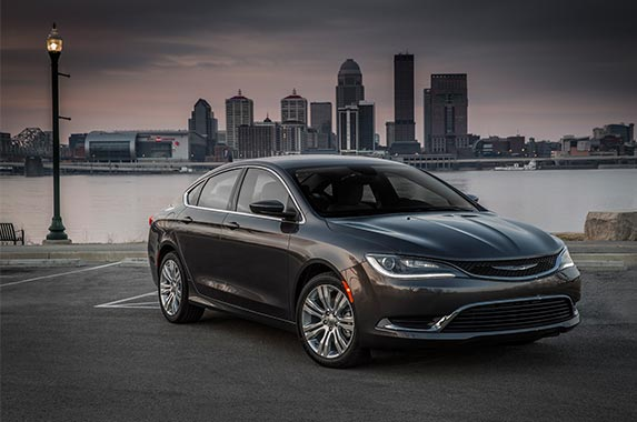 Chrysler 200 | Chrysler
