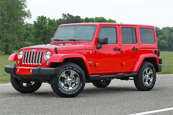 Jeep Wrangler Unlimited | Jeep