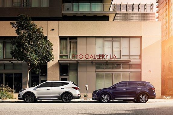Hyundai Santa Fe & Santa Fe Sport | Hyundai