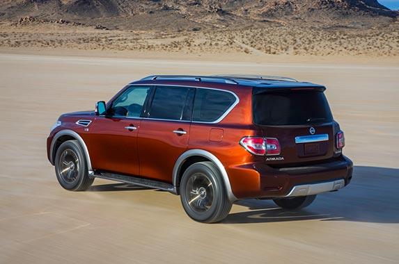 Nissan Armada | Nissan