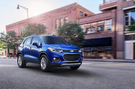 Chevrolet Trax © General Motors