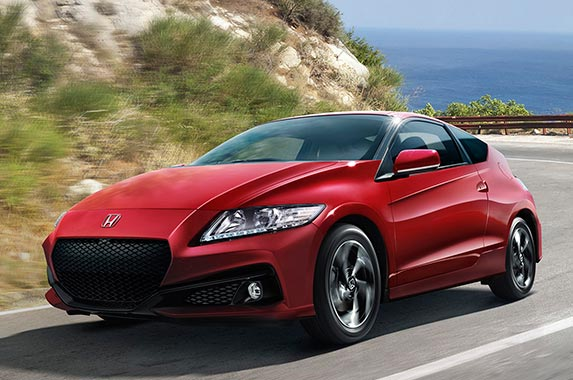 Honda CR-Z | Honda