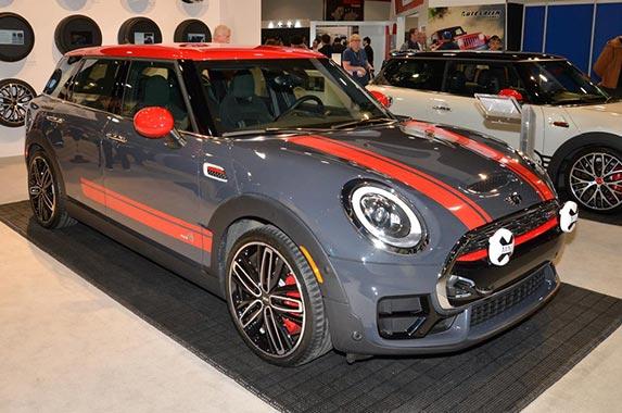'Custom' cars you can buy | MINI