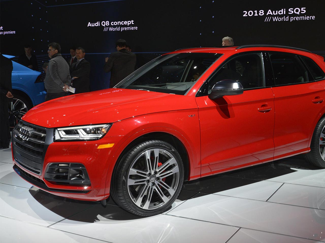5 Luxury Cars From The Detroit Auto Show