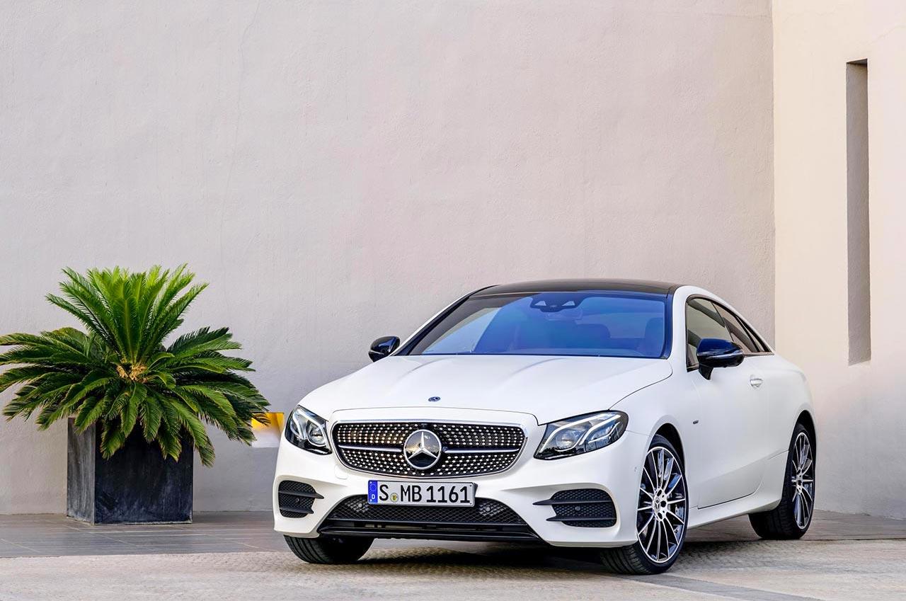 2018 Mercedes-Benz E-Class Coupe | Mercedes-Benz
