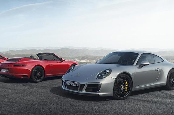 2018 Porsche 911 GTS | Porsche
