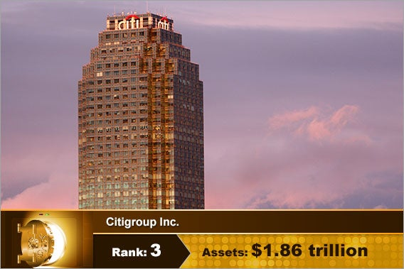 Citigroup Inc. © gary yim/Shutterstock.com