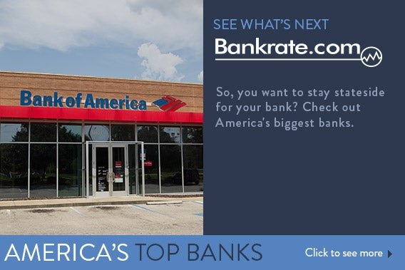 See what's next: America's top 10 biggest banks