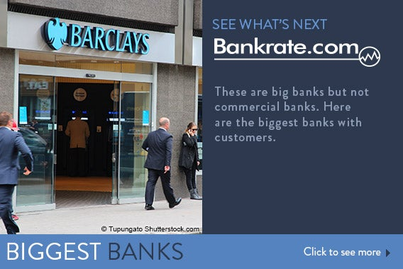 See what's next: Largest banks in the world