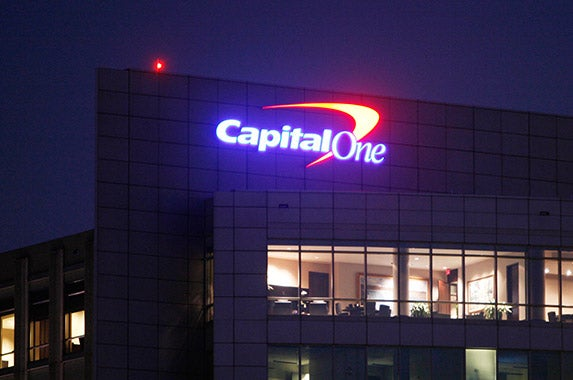 Capital One Financial Corp. © HYUNGWON KANG/Reuters/Corbis