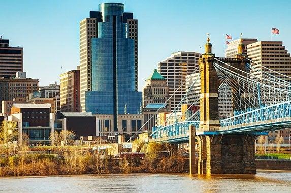 Cincinnati © iStock
