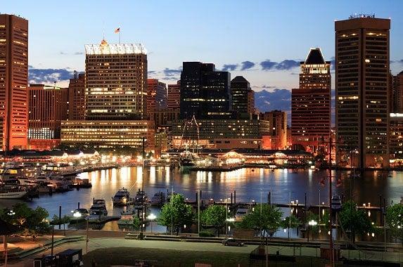 Baltimore © iStock