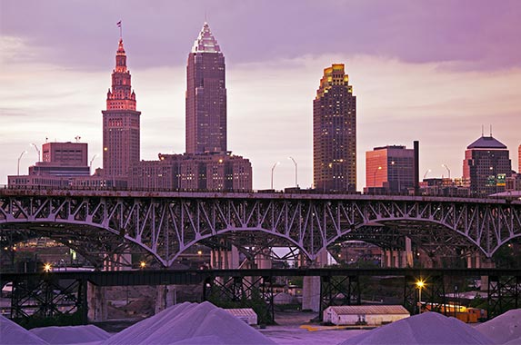 Cleveland © Henryk Sadura/Shutterstock.com