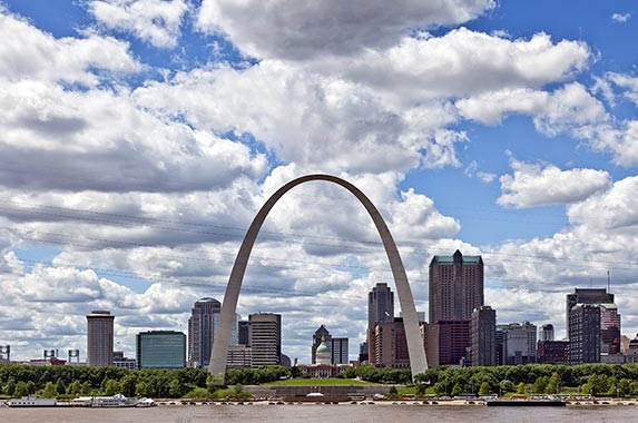 St. Louis © KENNY TONG/Shutterstock.com