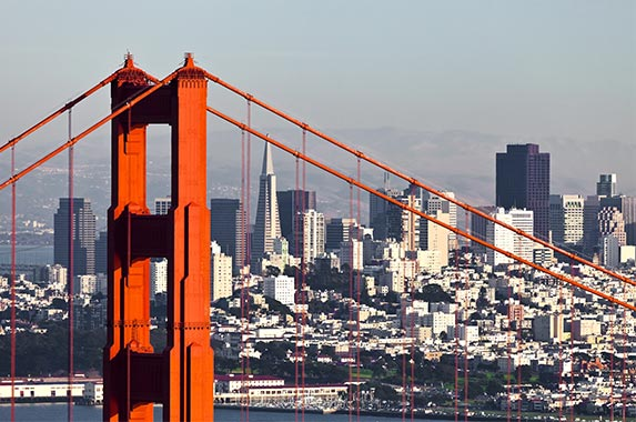 San Francisco © kropic1/Shutterstock.com