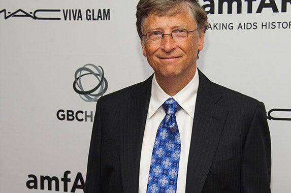 Bill Gates Charles Sykes/Invision/AP
