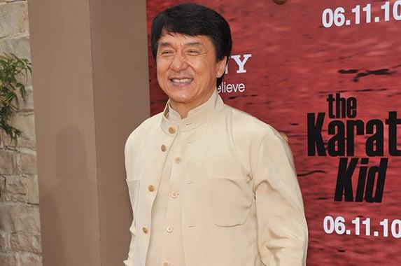 Jackie Chan © Jaguar PS/Shutterstock.com