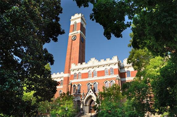 Vanderbilt University: © Sean Pavone/Shutterstock.com