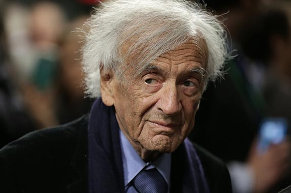 Elie Wiesel | Win McNamee/Getty Images News/Getty Images