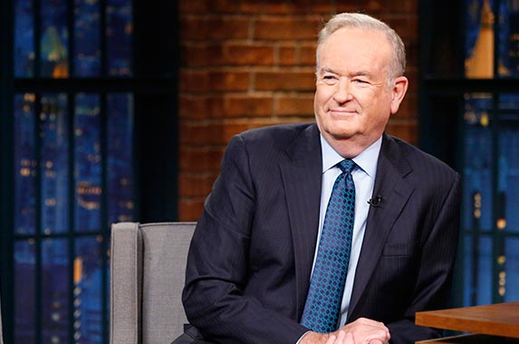Pundit: Bill O'Reilly (Independent) | NBC/Getty Images