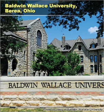 Baldwin Wallace University, Berea, Ohio