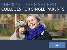Check out eight best colleges for single parents