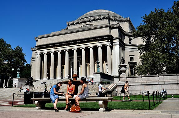 Columbia University © LEE SNIDER PHOTO IMAGES/Shutterstock.com