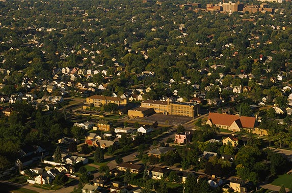 La Crosse, Wisconsin | Panoramic Images/Getty Images