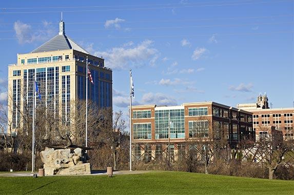 Wausau, Wisconsin | Henryk Sadura/Shutterstock.com