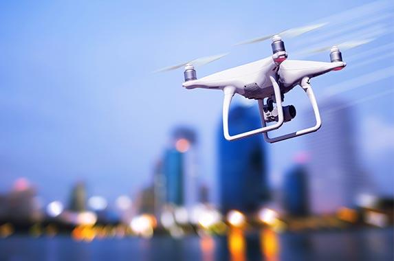 10. Drone | FakeStocker/Shutterstock.com