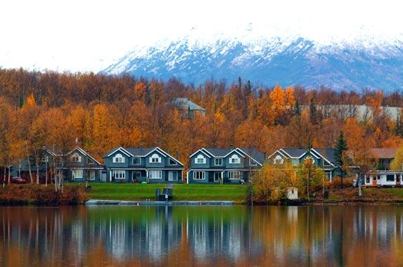 Alaska | iStock.com/miracky