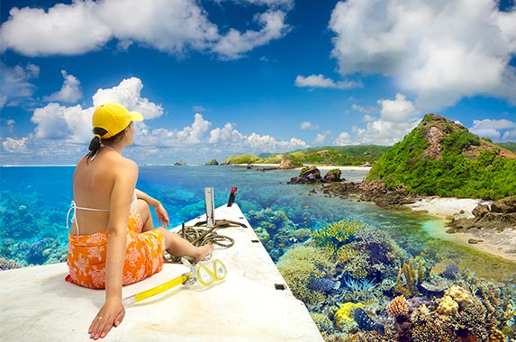 7-day Indonesian yacht cruise for 12 © soft_light/Shutterstock.com