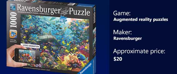 Ravensburger Puzzle