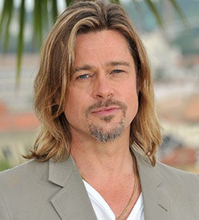 Brad Pitt © Featureflash/Shutterstock.com