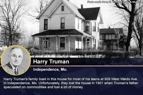 Harry Truman Photo credit Harry S. Truman Library & Museum
