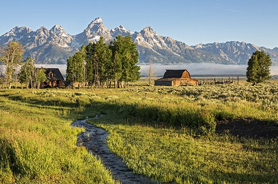 Wyoming © KENNY TONG/Shutterstock.com