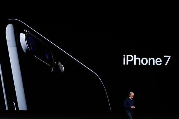 The history of the iPhone | Stephen Lam/Getty Images