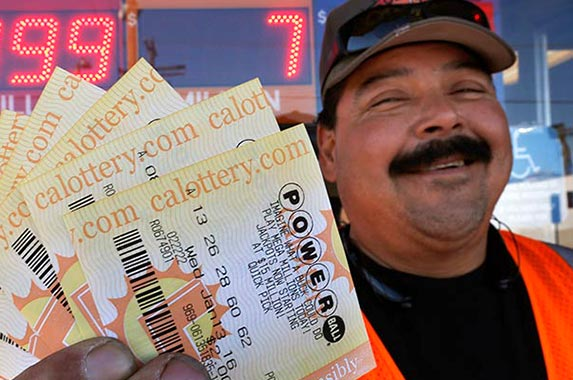 The 10 biggest US lottery jackpots | Justin Sullivan/Getty Images