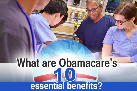 What are Obamacare's 10 essential benefits? | © Monkey Business Images/Shutterstock.com